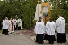 Ołtarz przy Domu Parafialnym