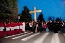 Droga Krzyżowa ulicami Parafii - 2014