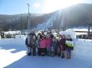 Dzień V - lodowy labirynt, centrum edukacji przyrodniczej i relaks na śniegu