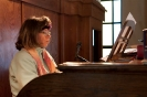 Koncert kolęd - na organach grała Agnieszka Rybak