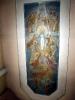 fresk na suficie prezbiterium