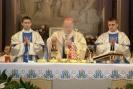 Eucharystia z ks. Kardynałem