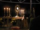 Wieczorna adoracja Najświętszego Sakramentu
