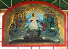 Ikona Zmartychwstania w Cenacolo