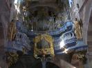 Archiopactwo w Jędrzejowie - prospekt organowy