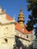 Pocysterski kościół w Koprzywnicy