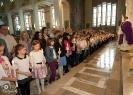 Przygotowanie do I Komunii Św. - Odnowienie przyrzeczeń chrzcielnych