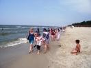 7. W końcu plaża