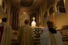 Wigilia Paschalna - błogosławieństwo na koniec procesji