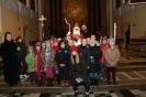 Mikołaj przyszedł do dzieci po roratach