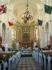 Wnętrze katedry w Drohiczynie